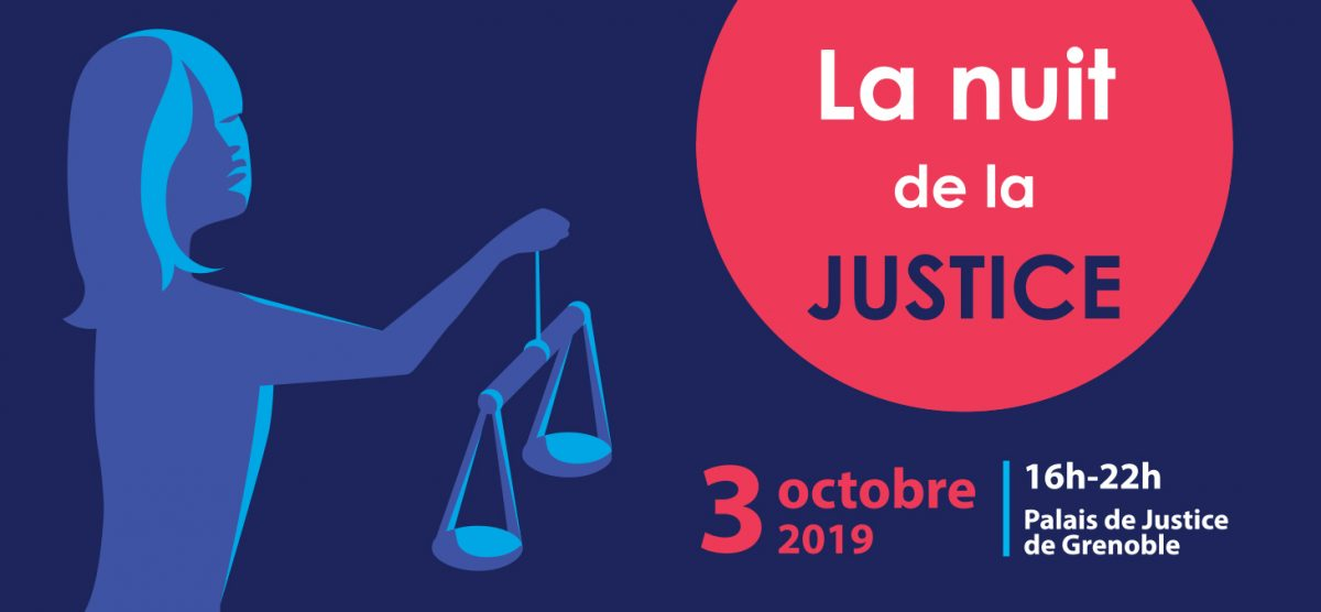Nuit de la Justice à Grenoble jeudi 3 octobre 2019 : entrez dans l'escape game du bureau de vote ! [R. Rambaud]
