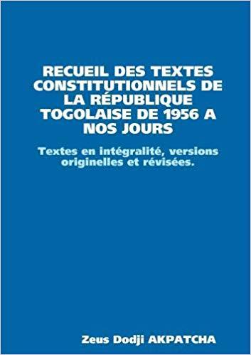 Blog du droit électoral : salve de publications scientifiques des auteurs ! [D. Akpatcha, C. Morio, R. Rambaud]