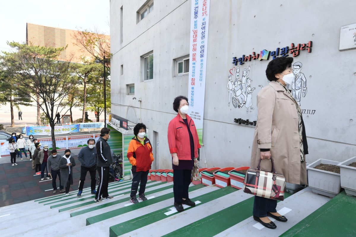 Organiser des élections malgré le Covid-19 : la leçon de la Corée du Sud [R. Rambaud]