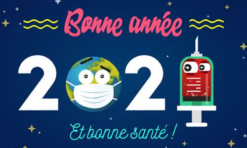 Le blog du droit électoral vous adresse ses meilleurs vœux pour l'année (électorale) 2021 !