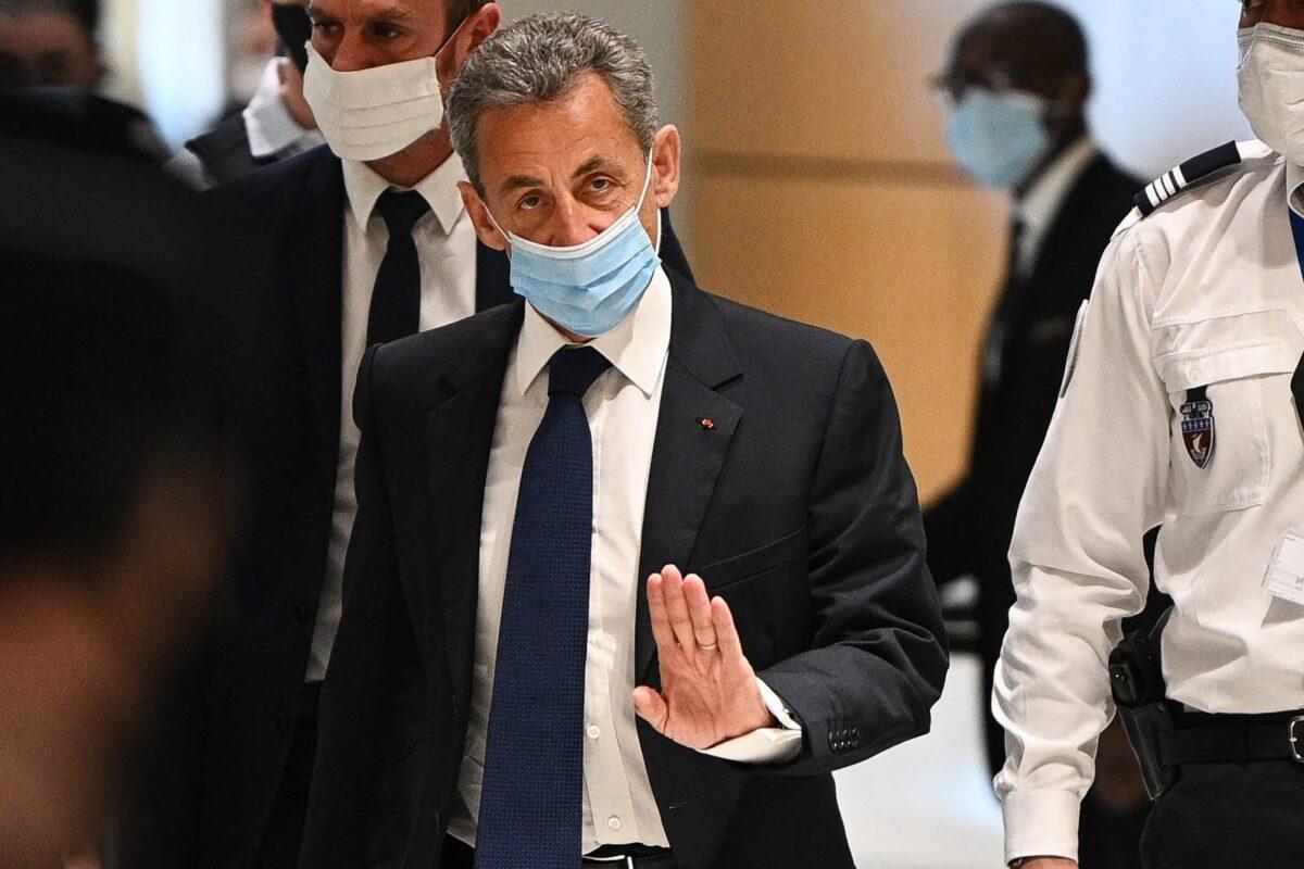 Affaire Bygmalion : Nicolas Sarkozy condamné [R. Rambaud]